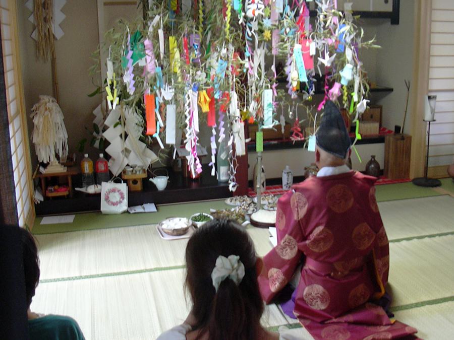 7月七夕節句祭