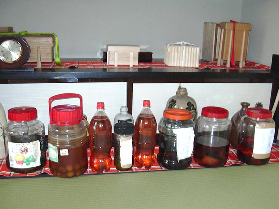 端午節句の薬用酒