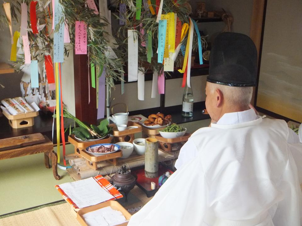 棚織祭(七夕祭)2020年01